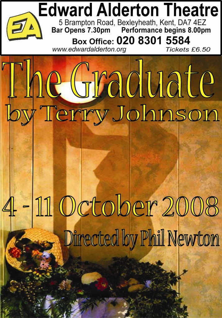 Edward Alderton Theatre The Graduate October 2008